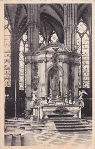 Belgium Tournai Maitre-Autel de la Cathedrale