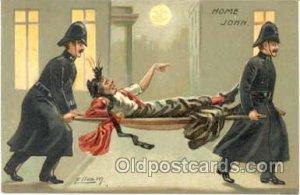 Artist William H. Ellam (Great Britain) Series No. 998 1906