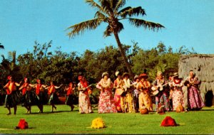 Hawaii Honolulu Waikiki The Kodak Hula Show