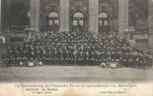 Belgium Verbroedering der Vlaamsche Tol en Accijns Bedienden van Antwerpen 03.06