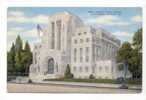 Court House, Hutchinson, Kansas,  PU-1947
