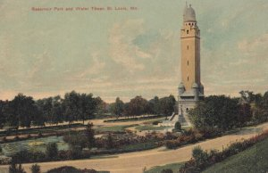 ST. LOUIS , Missouri, 00-10s ; Water Tower