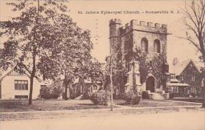 New Jersey Somerville Saint Johns Episcopal Church 1939