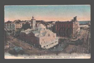 082630 ALGERIA Alger Mosquee El Djedid Palais Vintage PC