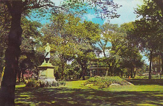 Canada New Brunswick Saint John Kings Square Park 1963
