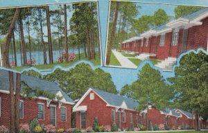 HATTIESBURG , Mississippi , 30-40s ; Blue Gables Motor Court