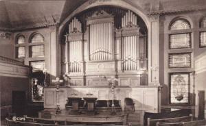 RP, Interior Of The Original Mother Church In Boston, Massachusetts, 1920-1940s