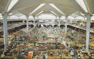 New Libertad Market,  Guadalajara,  Jalisco,  Mexico,  40-60s