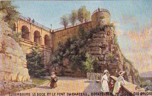 Luxembourg Le Pont du Chateau Tucks