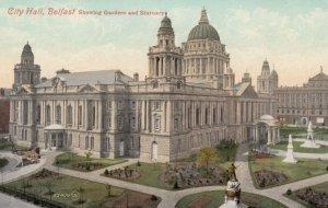 BELFAST , Northern Ireland , 00-10s ; City Hall