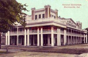 NATIONAL SANITARIUM, MARTINSVILLE, INDIANA