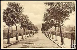 lancashire, NELSON, Park Avenue (1945)