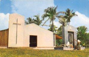 San Dimas Church Merizo Guam Unused