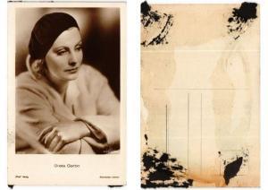 CPA Greta Garbo FILM STAR (554557)