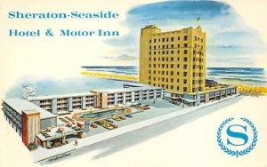 Sheraton Motor Inn New York NY Vintage Postcard Binghamton