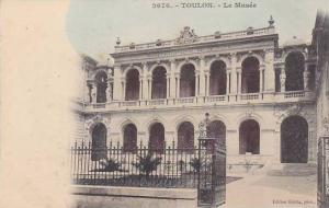 Le Musee, Toulon (Var), France, 1900-1910s