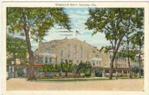 Ridgewood Hotel, Daytona, Florida, PU-1929