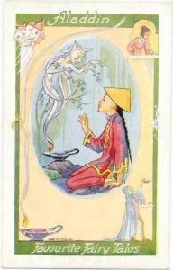 Favorite Fairy Tales,ALADDIN,LR Steele,20-30s