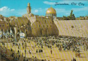 Israel Jerusalem The Western Wall