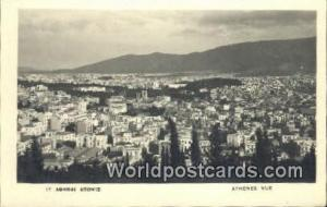 Greece Athenes  Printed Photo