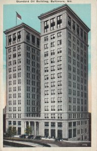 BALTIMORE, Maryland, 00-10's; Standard Oil Building