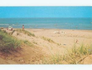 Unused Pre-1980 BEACH Brackley Beach Point - Prince Edward Island PE d6493