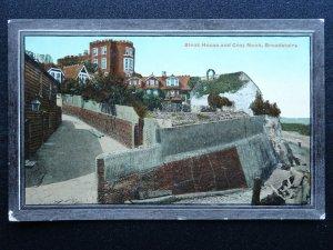 Kent BROADSTAIRS Bleak House & Cosy Nook c1911 Postcard by Valentine