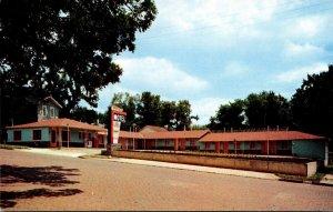 Kansas Fort Scott The Azure Sky Motel
