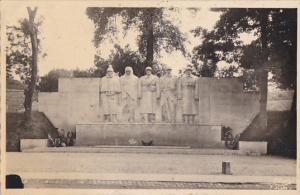 France Verdun Le Monument aux Enfants de Verdun morts pendant la guerre 1949