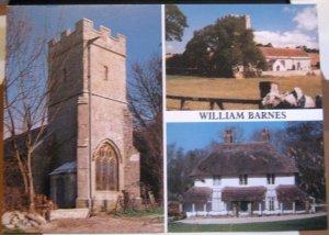 England William Barnes Dorset Poet - unposted