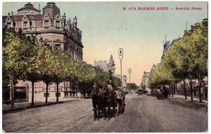 Buenos Aires - Avenida Alvear
