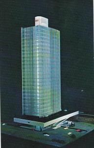 Canada C N Tower Edmonton Alberta