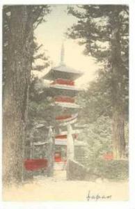 Temple on Path, Japan, 00-10s