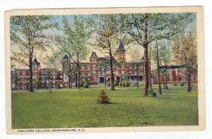 Converse College, Spartanburg, South Carolina, 1900-1910s