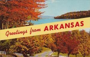 Greetings From Arkansas