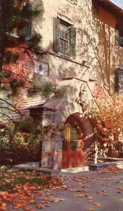 NY - Finger Lakes Region, Great Western Winery, Original Entrance to Receptio...