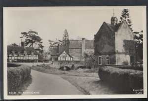 Herefordshire Postcard - View of Eardisland Village   RS14988
