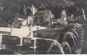 RP: TIVOLI , Italy , 1910-30s ; Villa d'Este, Water Fountains