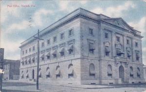 Post Office Norfolk Virginia 1917