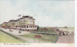 New Jersey Atlantic City The St Charles 1909