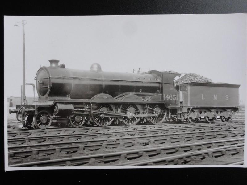 LMS Steam Locomotives No.14651 - London Midland Scotland & Railway RP  080515