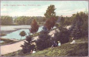 Toledo OH - OTTAWA PARK the Lagoon 1900s