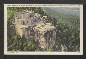 Ochs Memorial Museum,Chattanooga,TN Postcard