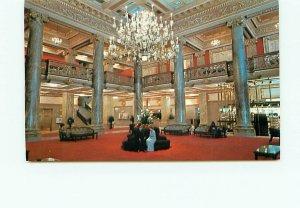 Hotel Utah Salt Lake City Main Lobby
