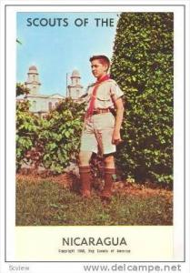 Boy Scouts of the World, Nicaragua,40-60s