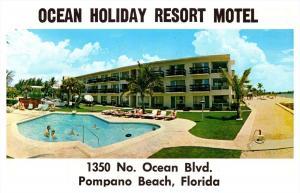 Florida  Pompano Beach  Ocean Holiday Resort