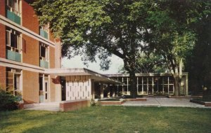 ROCK ISLAND, Illinois, 1950-60s, Westerlin Hall, Augustana College