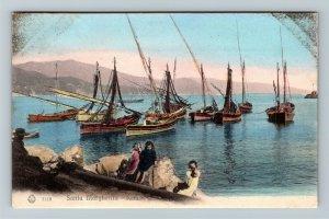Santa Margherita Porto Vintage Postcard