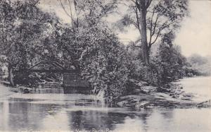 Red Creek, Genesee  Valley Park, Rochester, New York, PU-1908