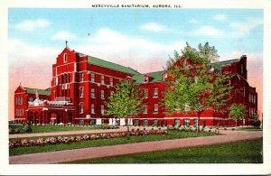 Illinois Aurora Mercyville Sanitarium